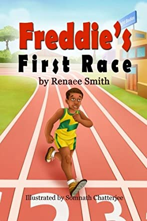 Freddie's First Race