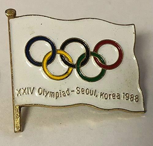 (1988 Seoul Olympic XXIV Olympiad Pin)