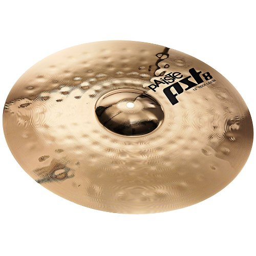 Paiste 18 Inches PST 8 Reflector Medium Crash Cymbal by Paiste