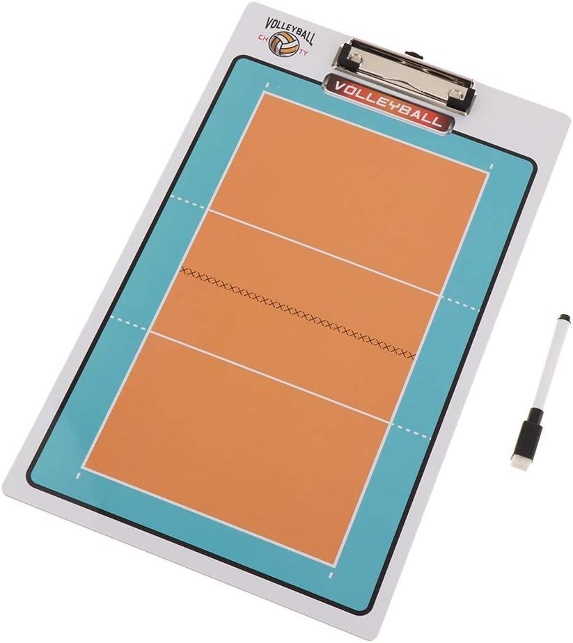 B Baosity Tavola Tattica per Allenamento Sportivo per Concorrenza Pratica e Semplice per Allenatore