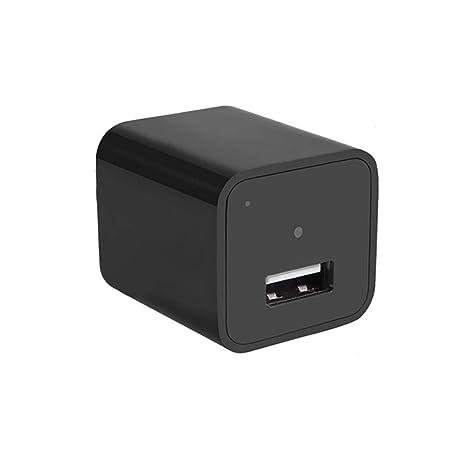 1080P Camara espia Cargador de Pared de la cámara ocultada espía de la cámara - Adaptador