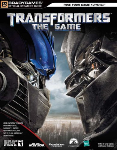 Transformers Official Strategy Guide (Official Strategy Guides (Bradygames))