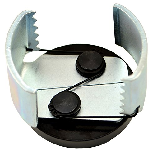 Motivx Tools Adjustable Oil Filter Wrench for Removing 2.5