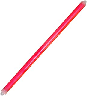 """product image for Cyalume ChemLight Military Grade Chemical Light Sticks, Red, 15"""" Long, 12 Hour Duration (Pack of 20)"""