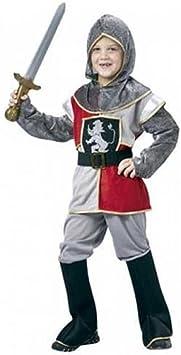 Disfraz niño Caballero Medieval - talla 11 - 14 años: Amazon.es ...