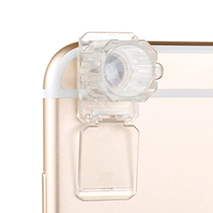 Amazon com: LIXFDJ Illuminated Magnifiers 20x Mini Jewelry