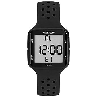 f56403adb41b6d Relógio Mormaii Unissex Wave Preto Digital MO6600/8P: Amazon.com.br ...