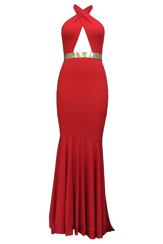 Valin Women Red SY6599 Club Dress