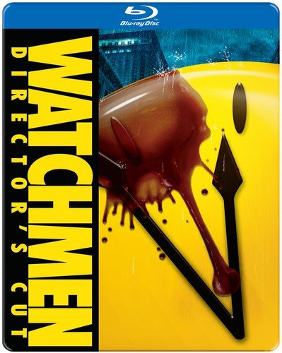 Blu-ray : Watchmen (Steelbook)