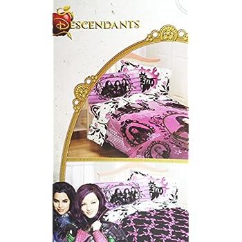 Disney The The Descendants Bad vs Good Microfiber Comforter Twin//Full