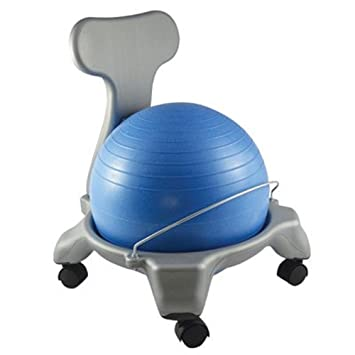 Balance Ball Chair   Child Size   Blue