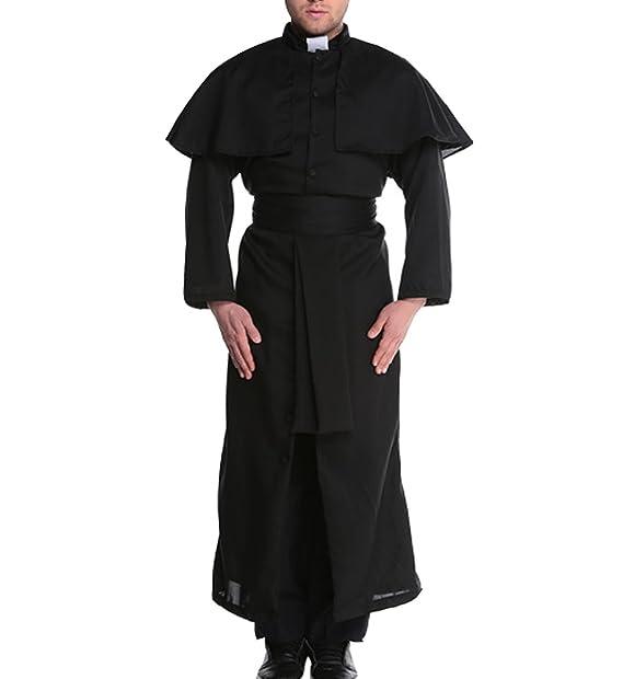 Amazon.com: Papaya Wear Hombres Misionero disfraz adulto ...