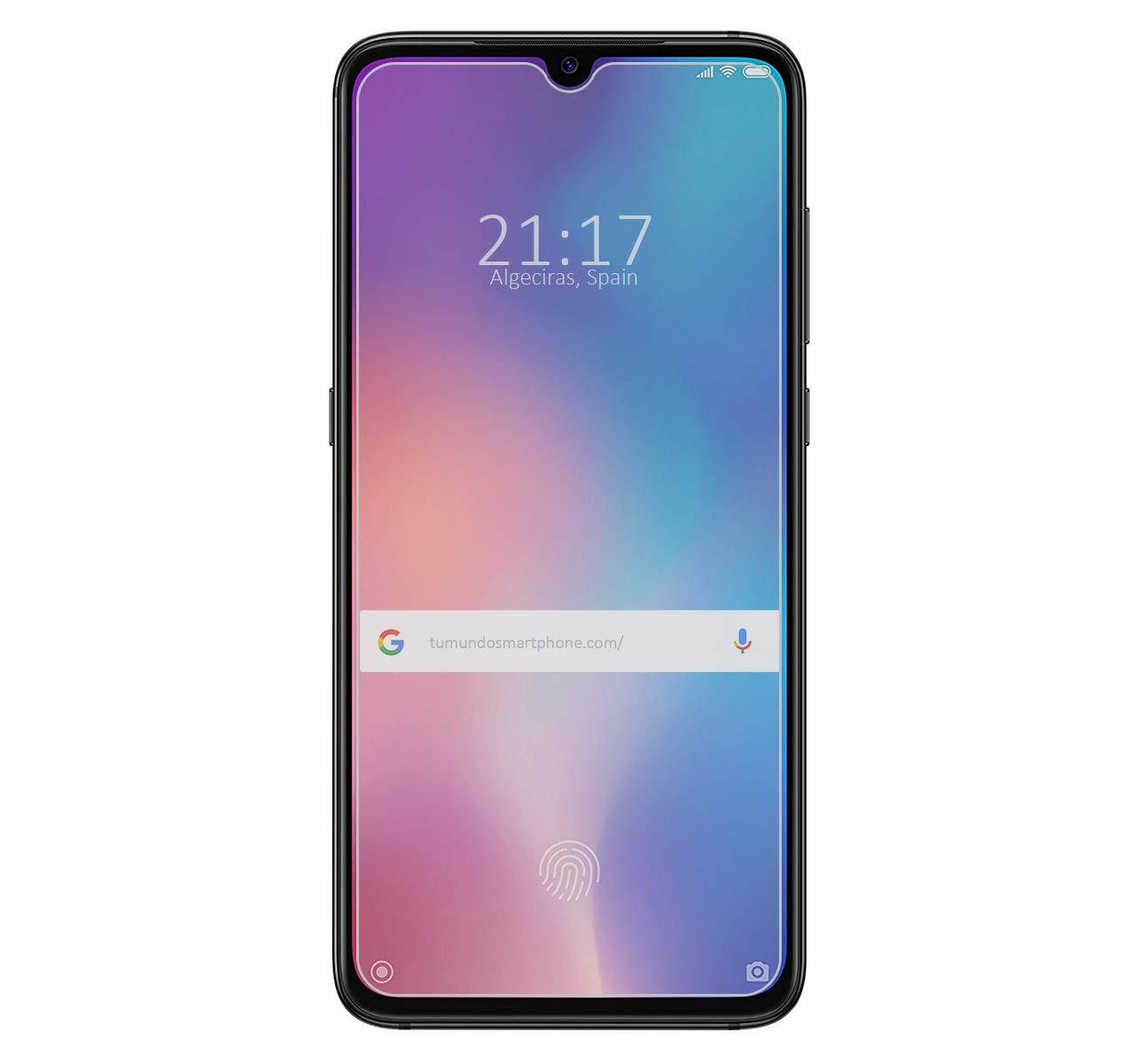 Protector Cristal Templado para Xiaomi Mi 9 Vidrio