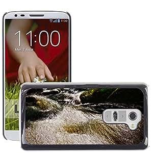 Hot Style Cell Phone PC Hard Case Cover // M00307920 Landscape Water River Czech Republic // LG G2 D800 D802 D802TA D803 VS980 LS980