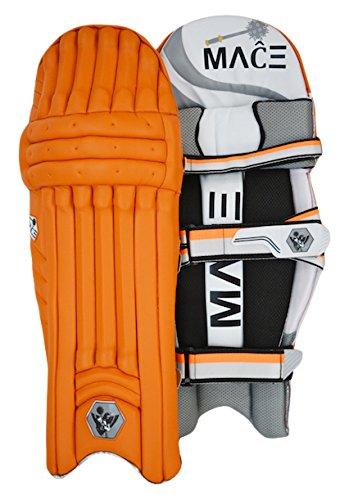 MACE Men's Pro Color Cricket Batting Pad, Right Hand, (Right Hand Batting Pad)