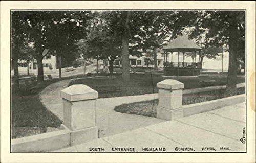 Highland Common - South Entrance Athol, Massachusetts Original