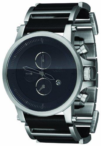 Vestal-Mens-PLE030-Plexi-Black-Ion-Plated-Case-Black-Leather-Watch