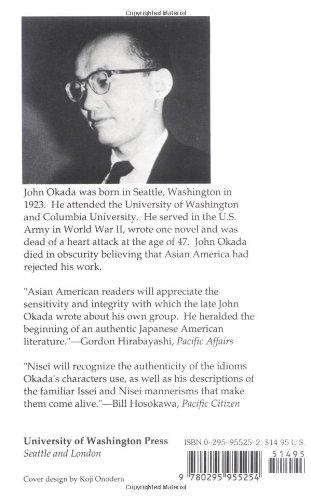 Amazon.com: No-No Boy (Classics of Asian American Literature ...