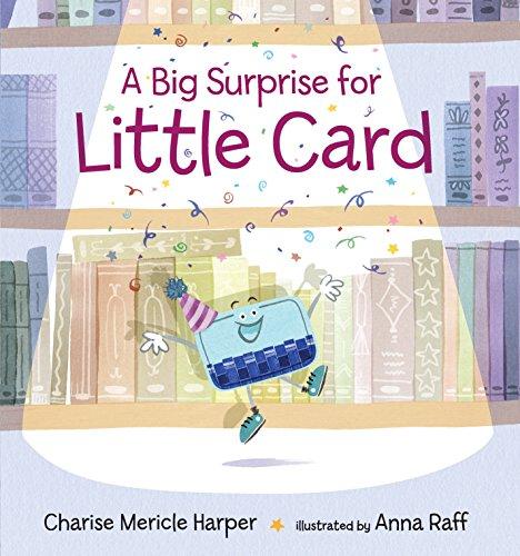 (A Big Surprise for Little Card)