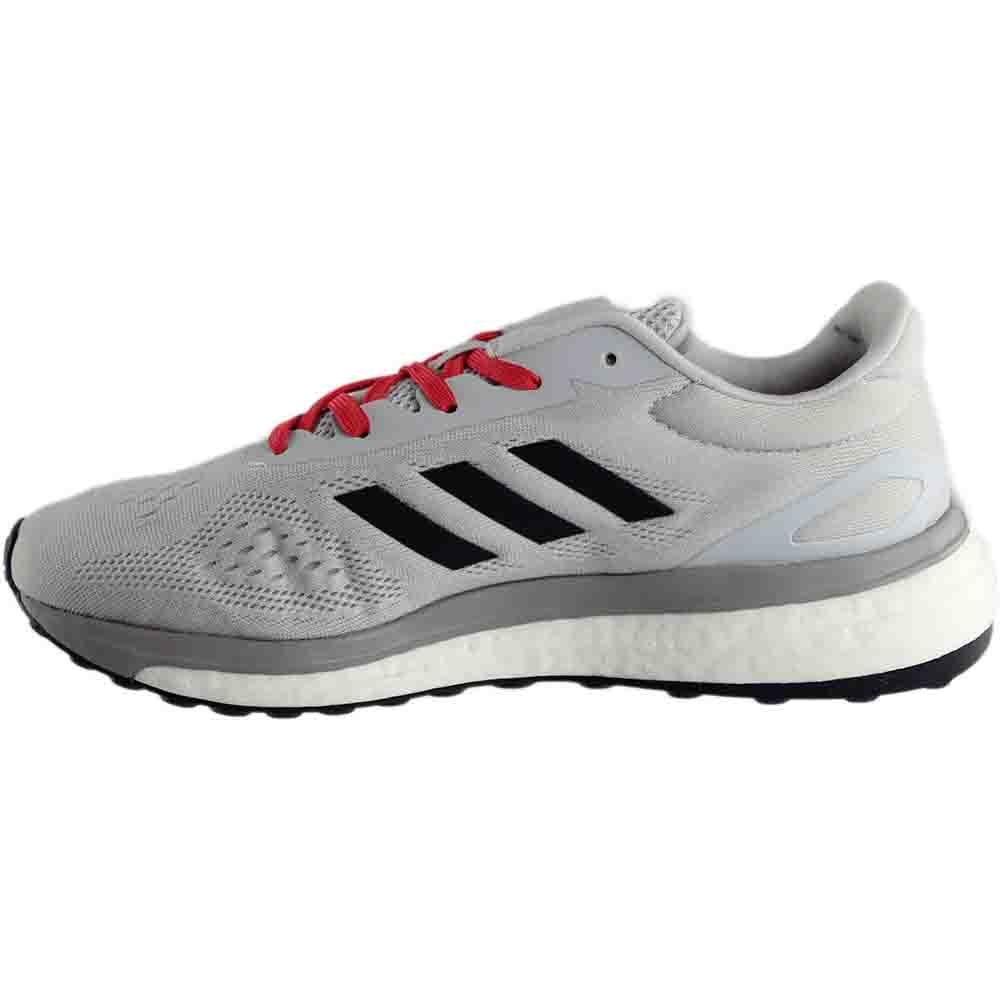 adidas Women's Response LT Running Shoes B073WGZ6SH 5 B(M) US|Clear Grey/Dark Navy/Still Breeze