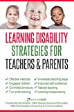 Learning Disability Strategies for Teachers and Parents