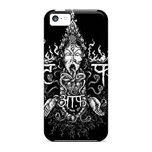 High Quality Cell-phone Hard Covers For Iphone 5c (qvT100GUEs) Support Personal Customs Realistic Emperor Band Pattern