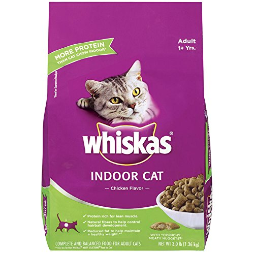 WHISKAS Adult Dry Cat Food 51WudygshfL