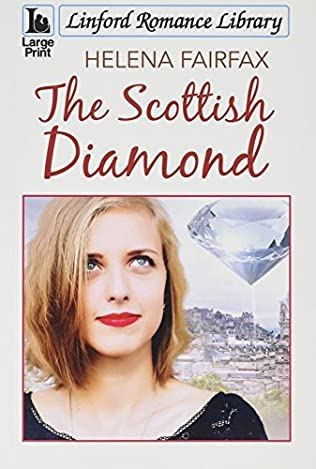 book cover of The Scottish Diamond