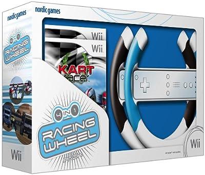 4-In-1 Racing Wheel Pack - Nintendo Wii