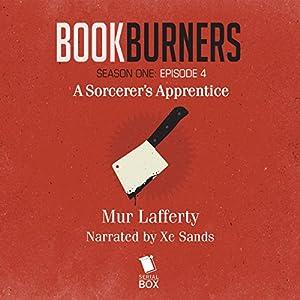 Bookburners Audiobook