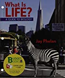 What Is Life? Guide to Biology (Loose Leaf), PrepU NonMajor Access Card (6 Month) and BioPortal Access Card, Phelan, Jay, 1464107327