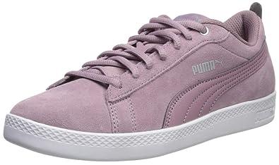 buy popular 7f6a4 20010 PUMA Women's Smash V2 Sneaker