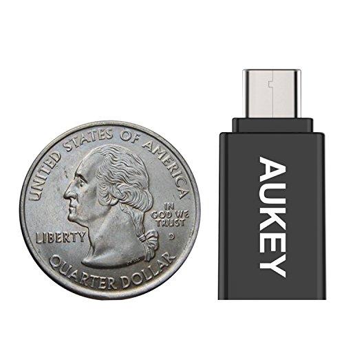 AUKEY USB-C to USB 3.0 Adapter, Set of 2