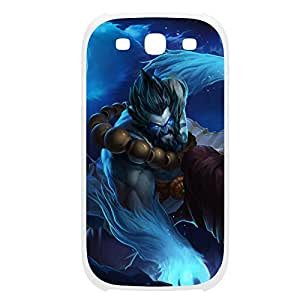 Udyr-004 League of Legends LoL case cover Samsung Galaxy Note4 Plastic White