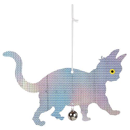 Home-X Holographic Bird Repellent. Yard Cat
