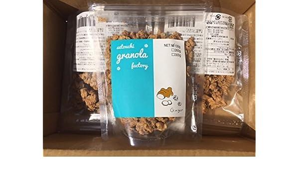 Setouchi granola (jengibre) bolsas X3: Amazon.es: Alimentación y ...