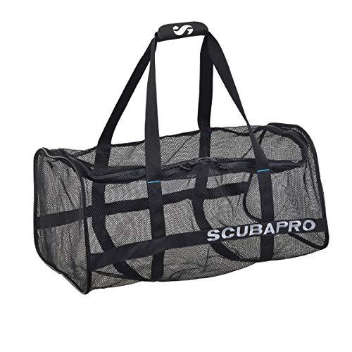 (Scubapro Mesh Bag Coated Lightweight Mesh Bag)