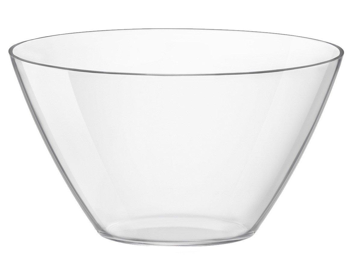 Bormioli Rocco Basic Recogedor, Cristal Transparente, 26 x 26 x 14,5 cm 8411712759032