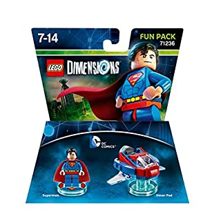 LEGO Dimensions Superman Fun Pack DC Comics 71236