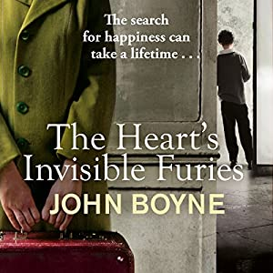 The Heart's Invisible Furies Audiobook