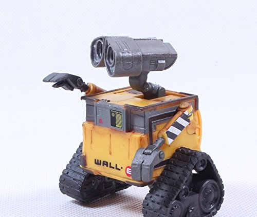 1 Piece of Wall E Robot Wall E PVC Action Figure Collection Model Toy Doll 6cm OLD STYLE