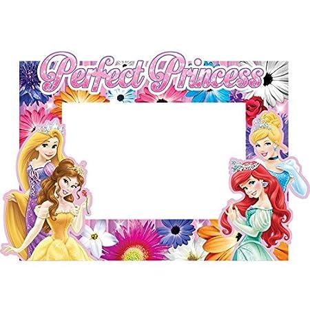 Perfect Princess Rapunzel Belle Ariel Cinderella Picture Frame ...