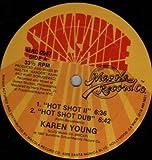 KAREN YOUNG hot shot 12