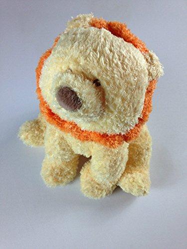 "Koala Baby Stuffed Lion 12"" Plush Beans Nursery Toy Kids Cud"