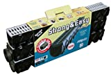 Fernco Storm Drain Trench & Driveway Channel 3-Pack
