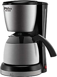 Cafeteira Ph30 Thermo, 700w, 110v, 53901015 Philco Preto