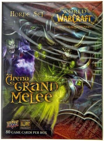 Upper Deck - Juego de rol World of Warcraft (Globalgifts) [Importado]: Amazon.es: Juguetes y juegos