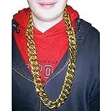Rapper Gold Chain Necklace