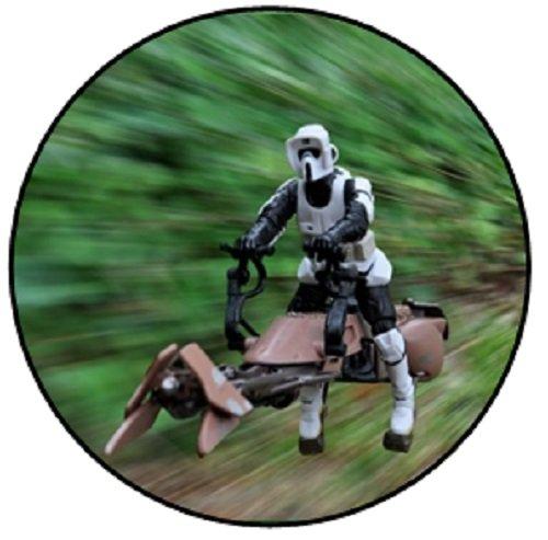 Storm Trooper Speeder Star Wars llavero abridor de botellas ...