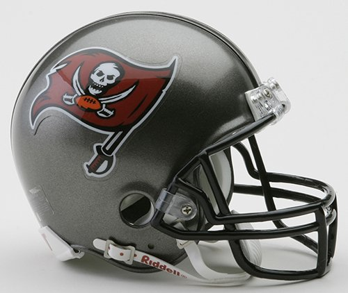 Tampa Bay Buccaneers 1997-13 Throwback NFL Riddell Replica Mini Helmet (Helmet Buccaneers Replica Tampa Bay Football)
